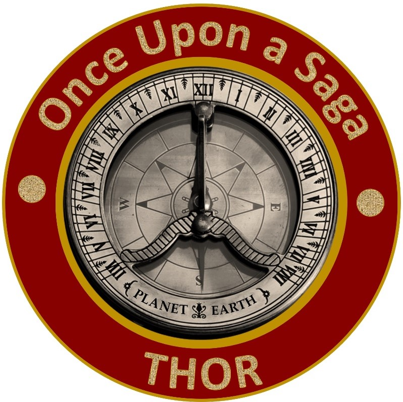Once Upon A Saga logo small