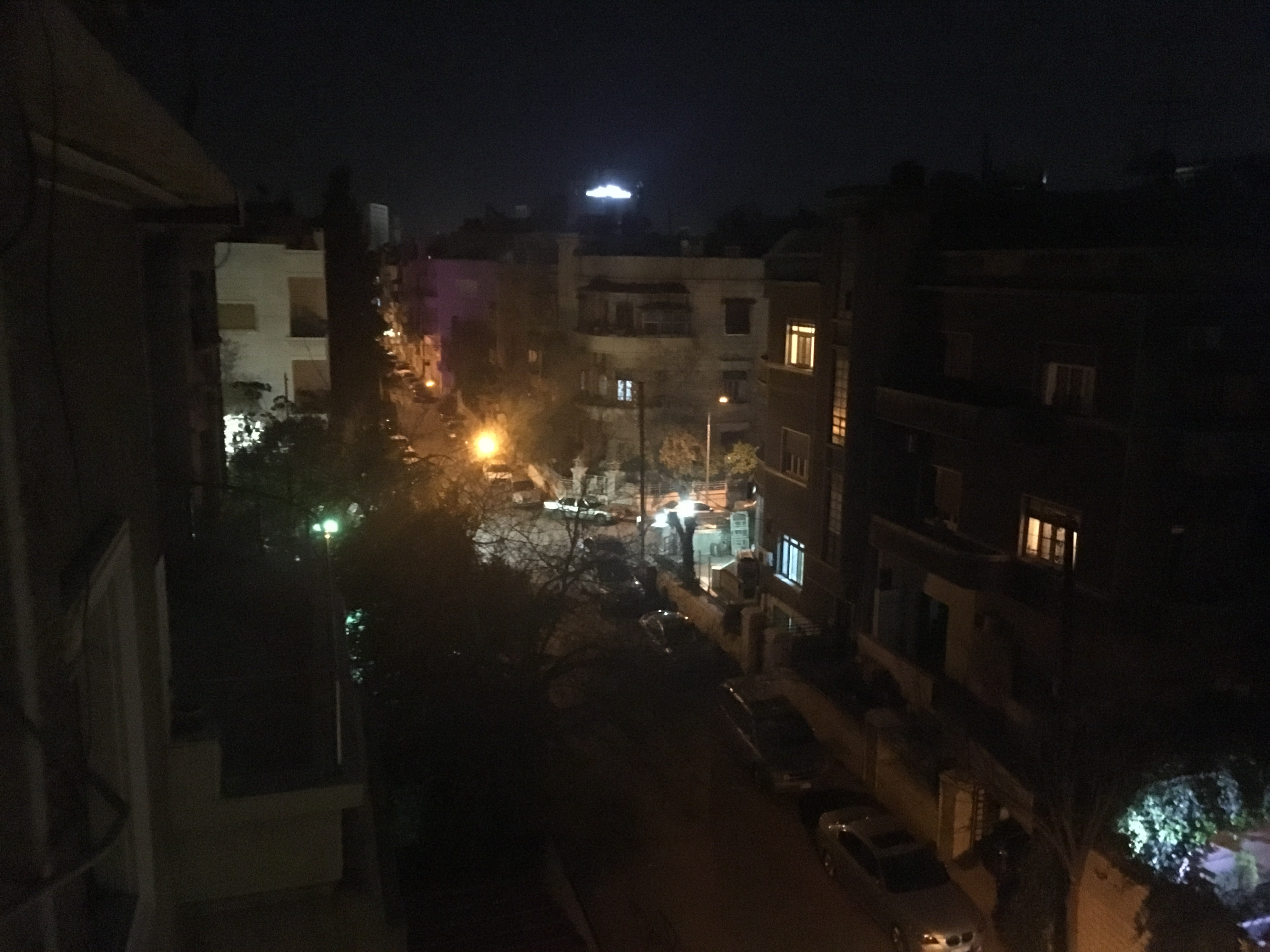 25. Damascus at night. Photo 03 03 2018 23.34.02